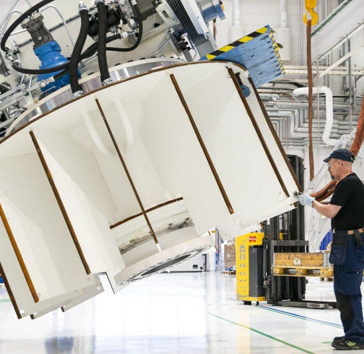 Rolls Royce Factory Worker