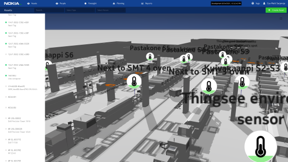 Reboot IoT Factory: Connecting factory assets.